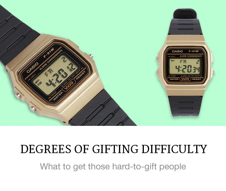how to gift difficult people
