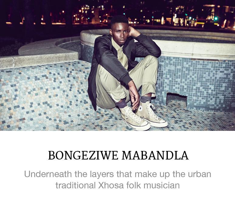 Bongeziwe Mabandla