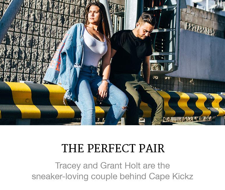 sneakerhead couple
