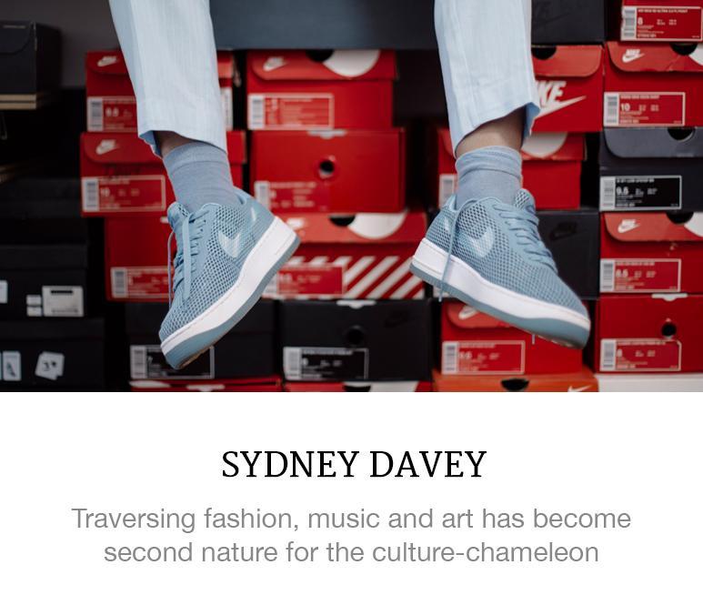 My Aesthetic: Sydney Davey