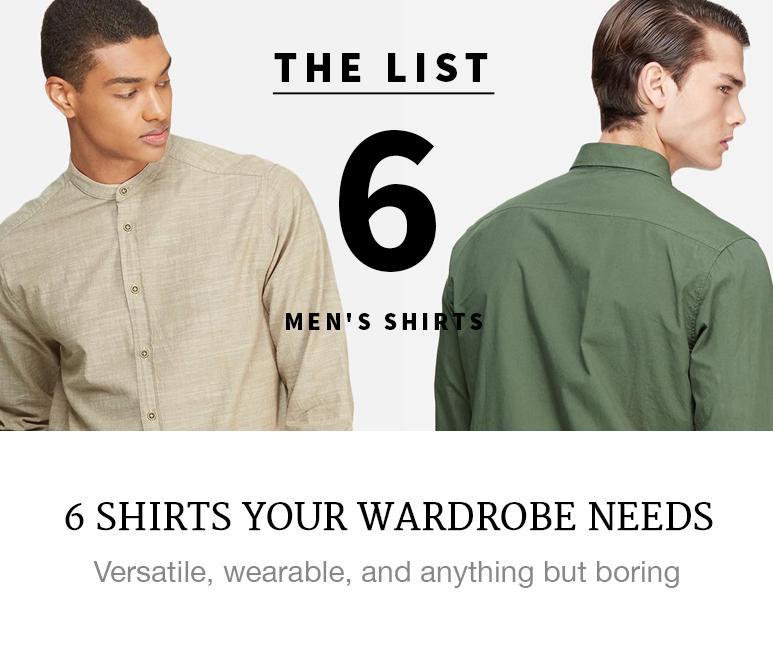 shirts menswear superbalist fashion blog