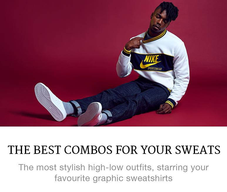 elevate your sweats