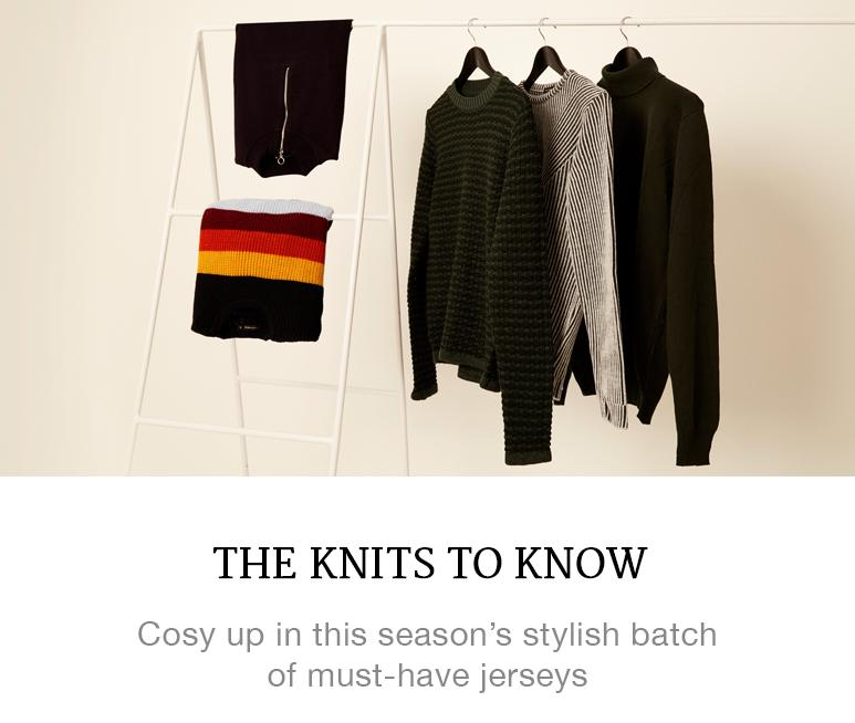 best knits for men