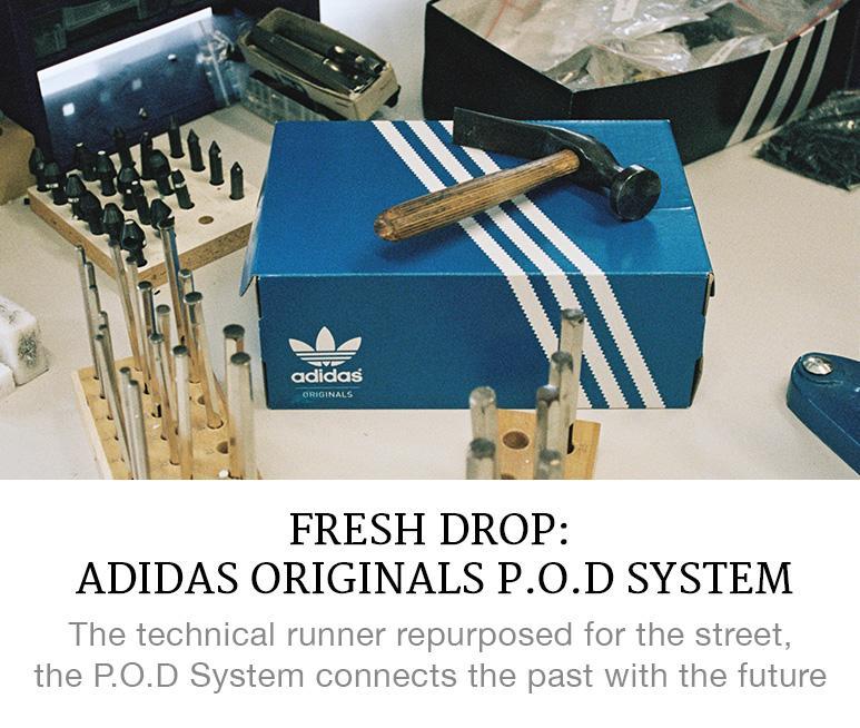 adidas Originals P.O.D System