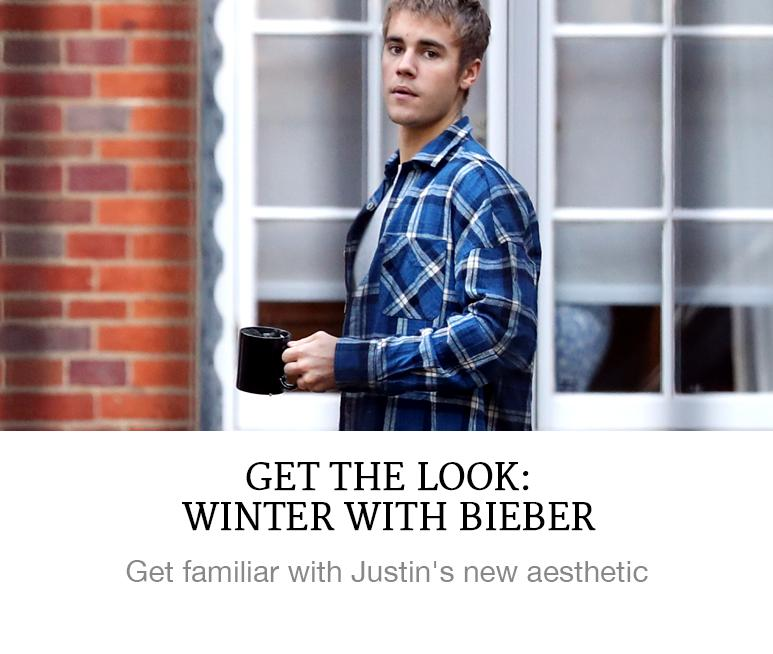 justin bieber off duty winter fashion get the look celebrity style superbalist blog