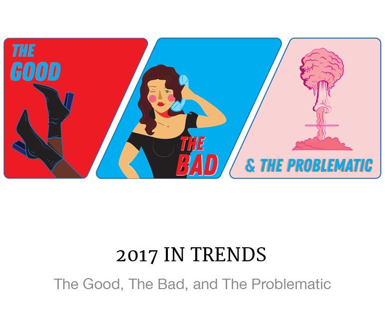 2017 in Trends