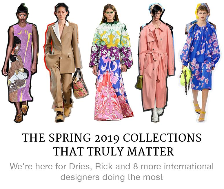 The Spring Collections That Truly Matter