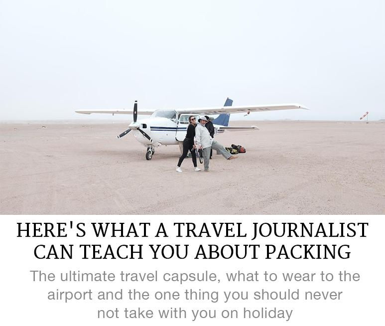 travel journo