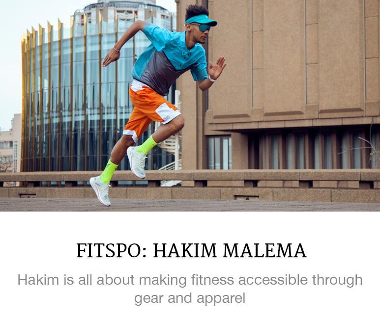 Hakim Malema on running