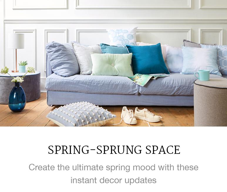 Get your apartment spring ready