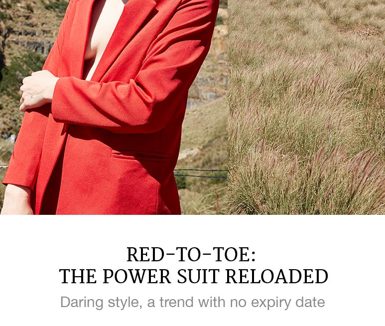 Red-to-Toe