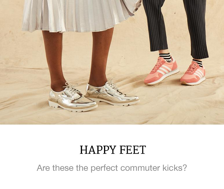 The Idea Commuter Shoes