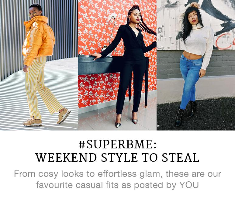 #SUPERBME: Weekend Style to Steal