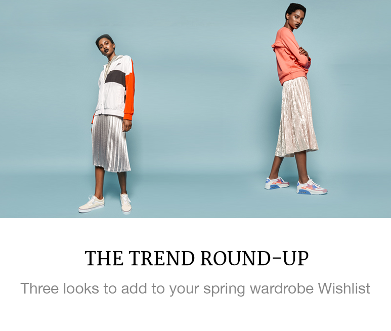 The Trend Round Up