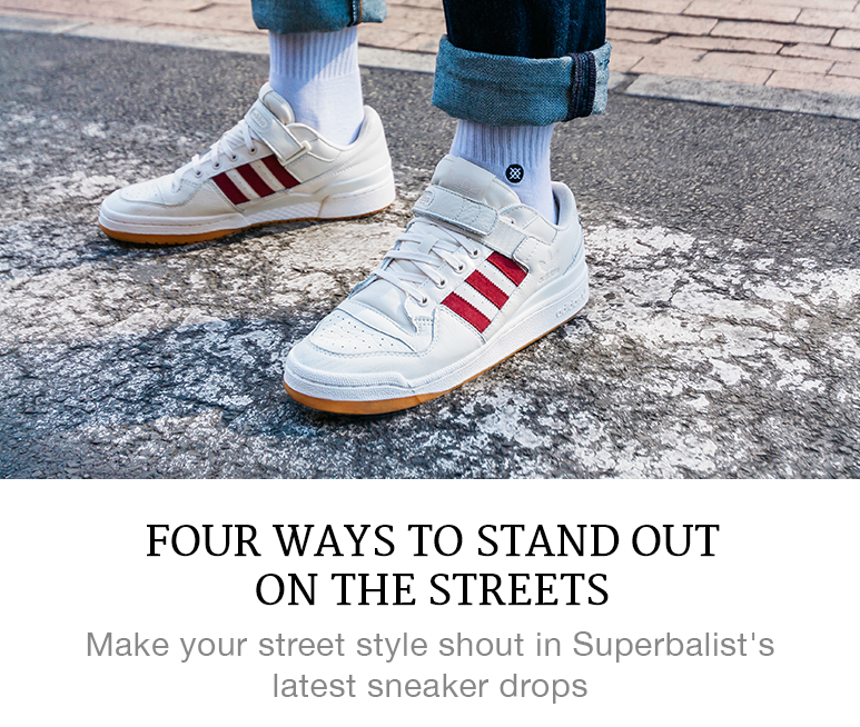 how to stand out in the street
