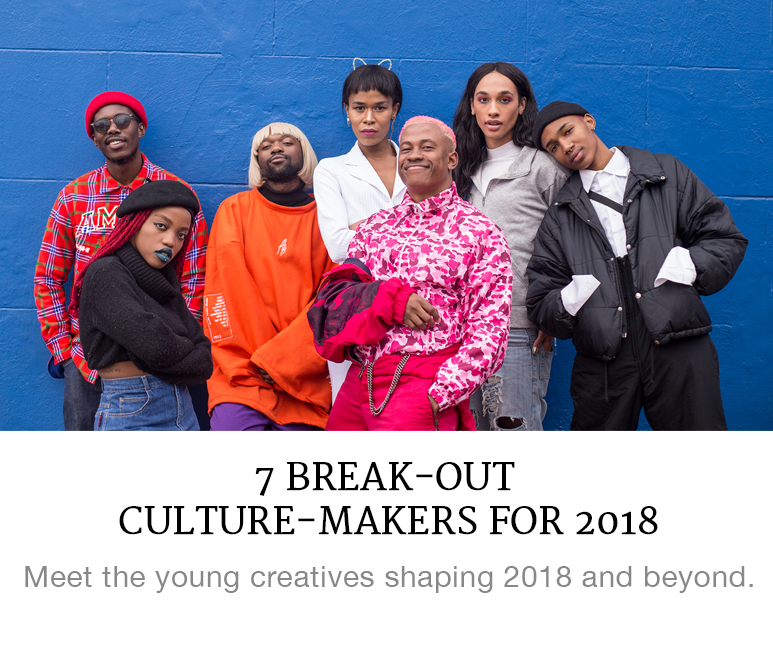 breakout culture-makers for 2018