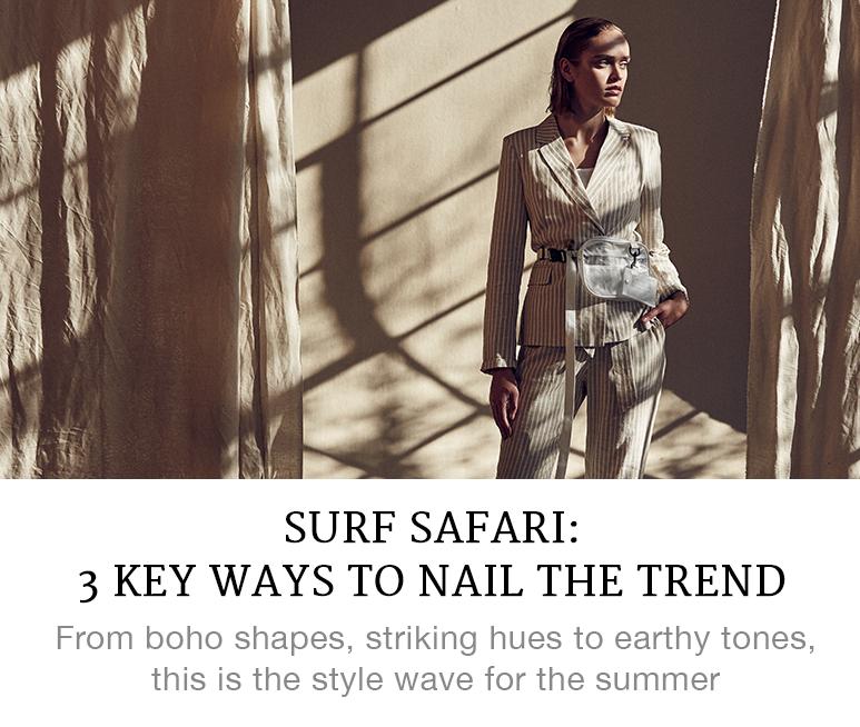 Surf Safari: 3 Key Ways to Nail the Trend this Summer