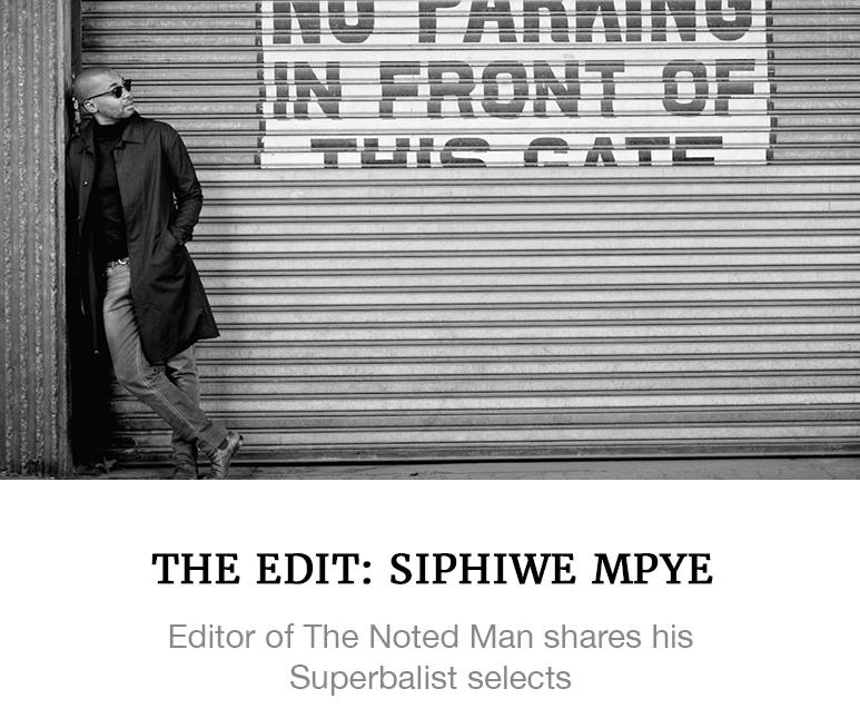 Siphiwe Mpye