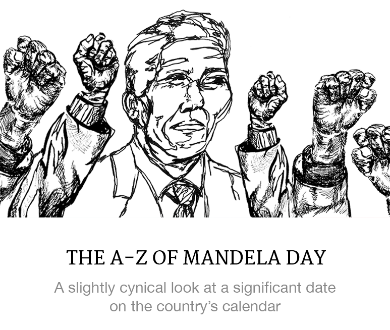 nelson mandela day superbalist youth culture blog south africa