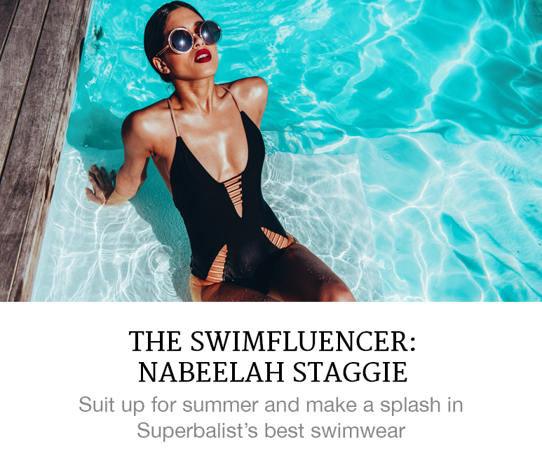 Superbalist swimwear