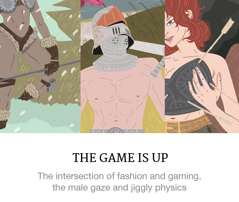 Women's representation in gaming