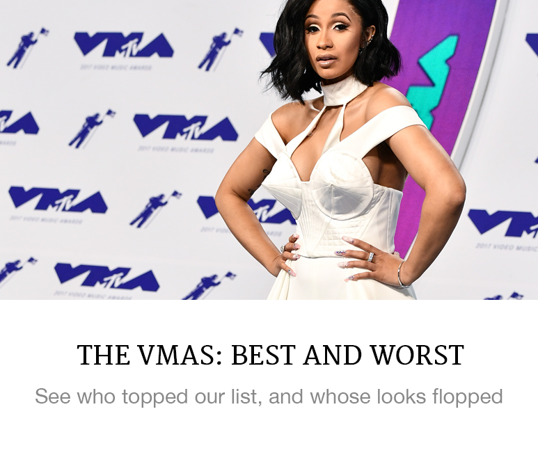 MTV VMA best and worst dressed