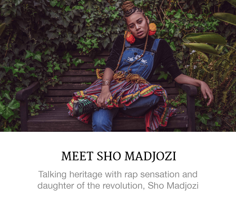 Sho Madjozi