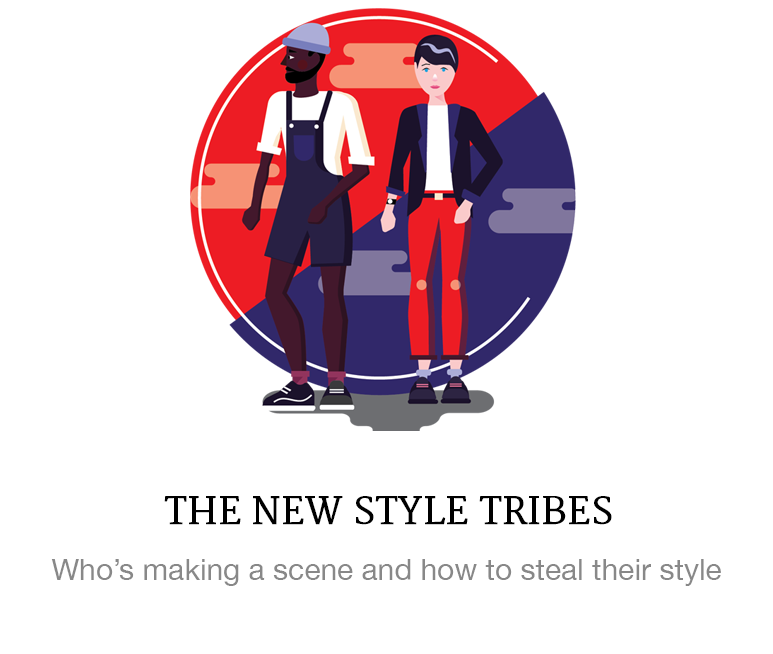 7 style tribes you need to know