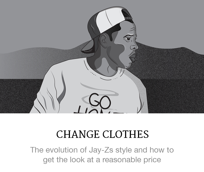 jay z style evolution shaun carter beyonce superbalist blog