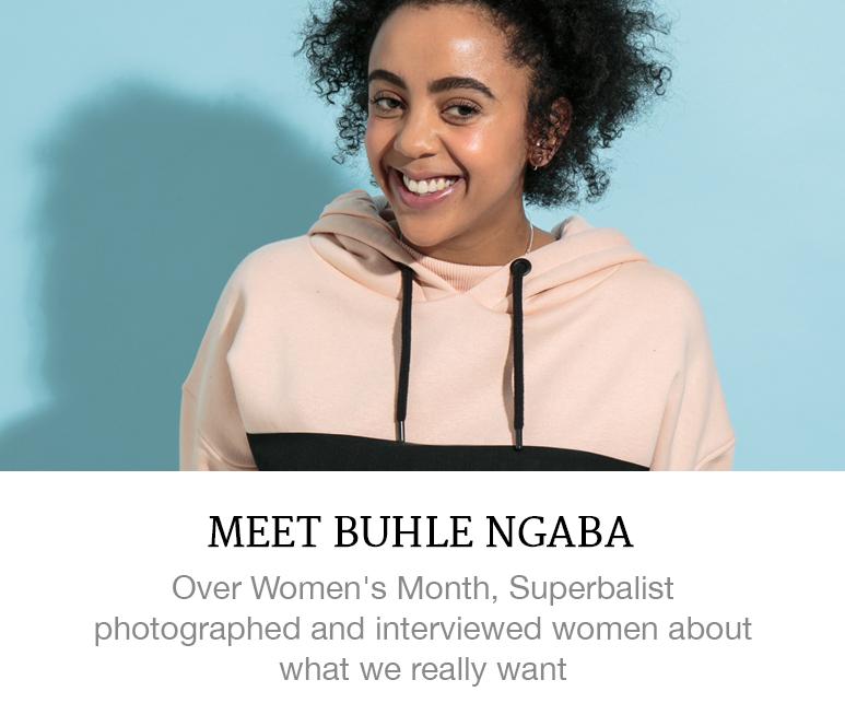 Buhle Ngaba