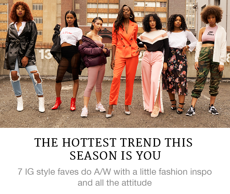 The Hottest Trend this Season is YOU