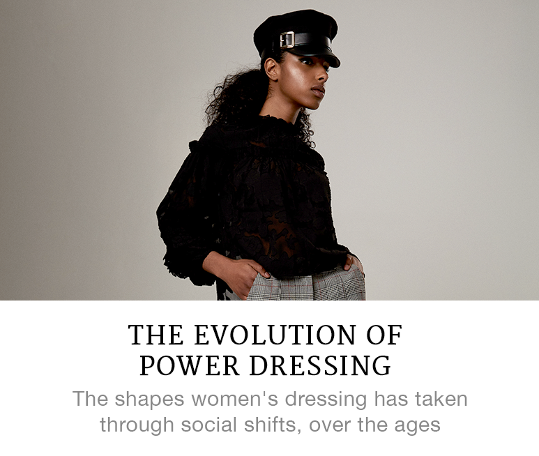 The Evolution of Power Dressing