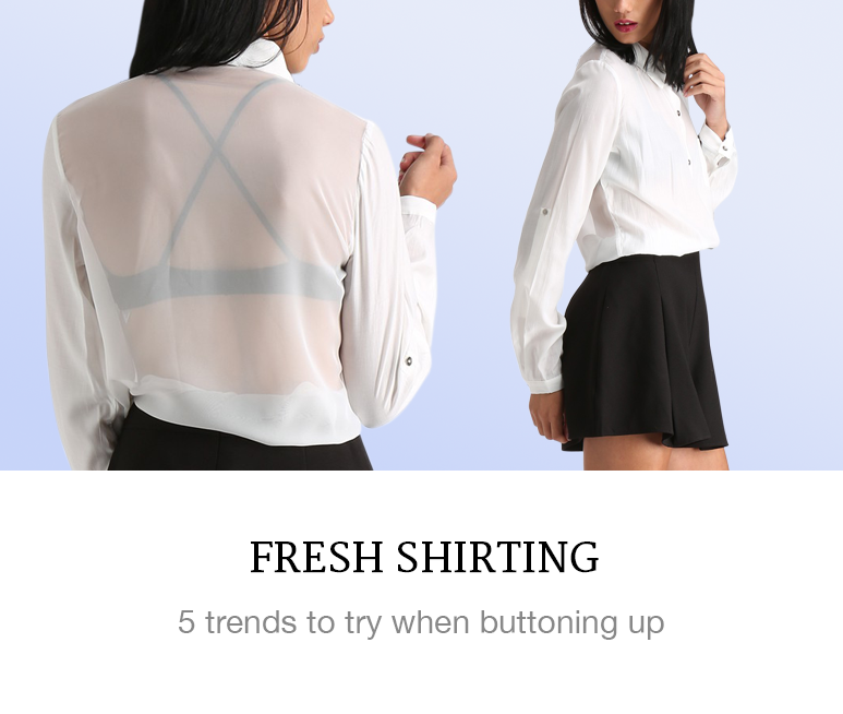 Fresh Shirting