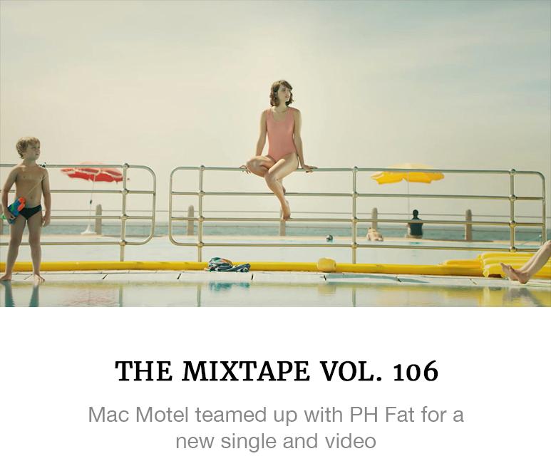 monday mixtape mac motel