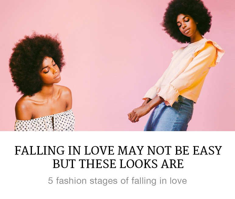 Falling in Love May Not Be Easy But These Looks Are