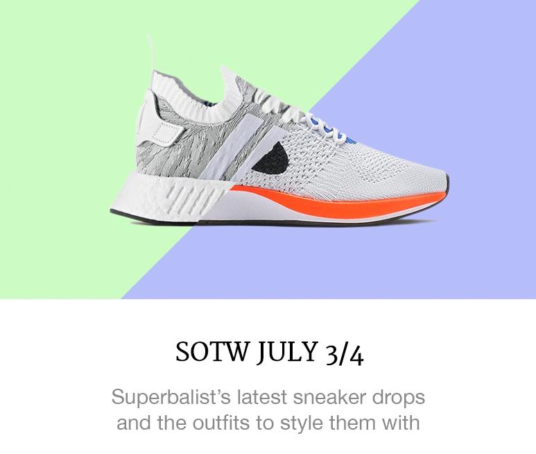 Latest sneaker drops