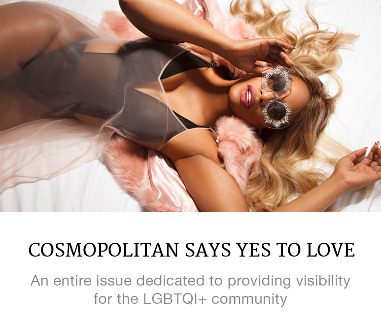 Cosmopolitan Say Yes to Love