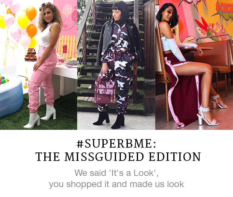 #Superbme: The Missguided Edition