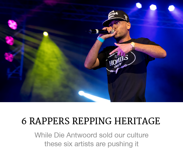 5 Rappers Repping Heritage
