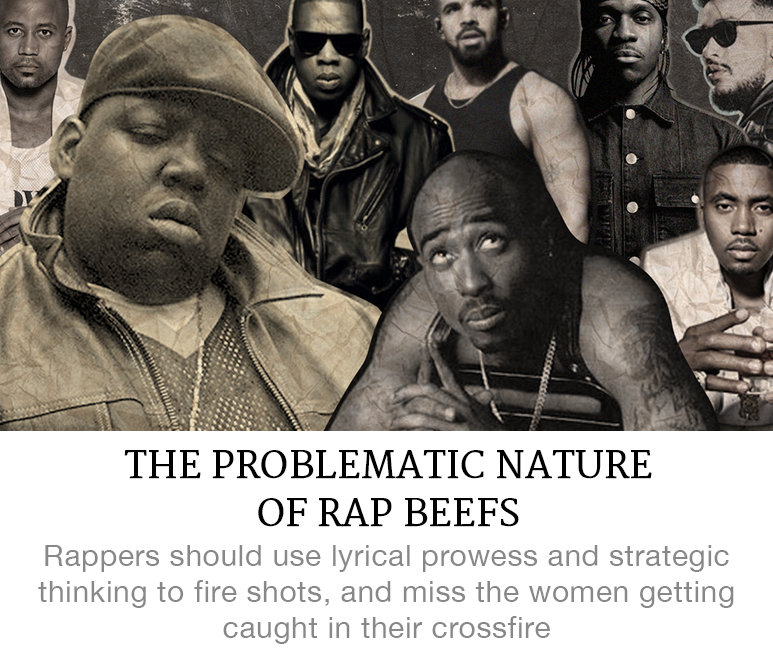 problematic rap beefs