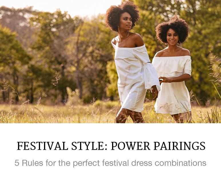 How to dress for festivals