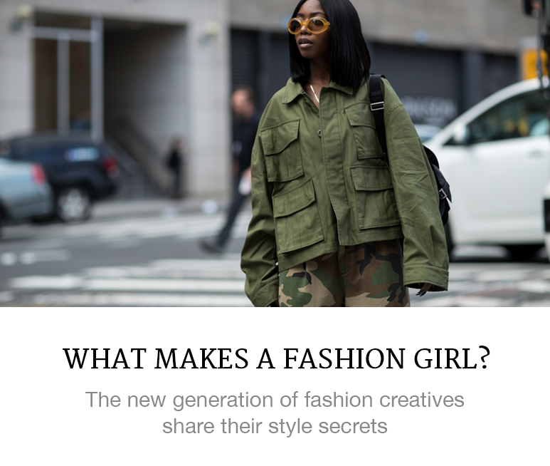 What Makes a Fashion Girl?