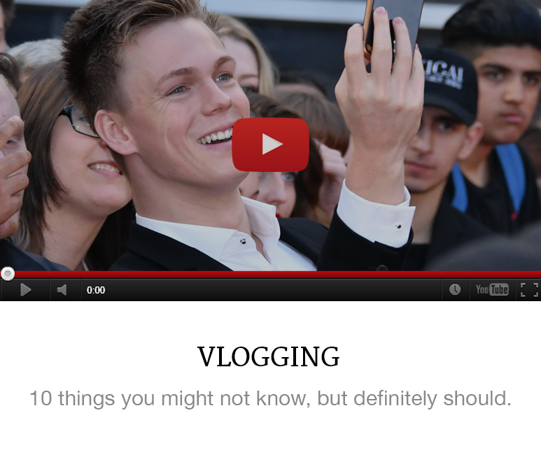 vlogging 101 guide caspar lee youtuber superbalist blog