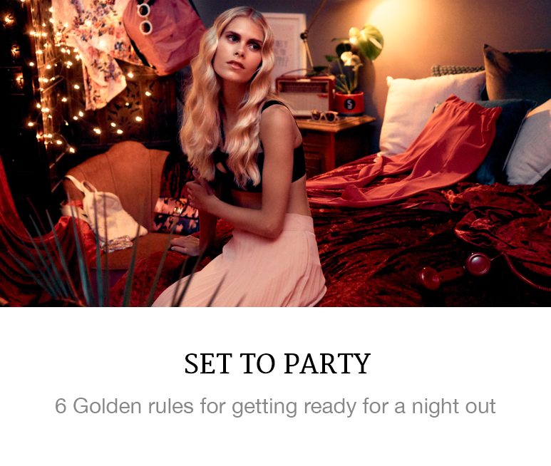 how to prepare for a party