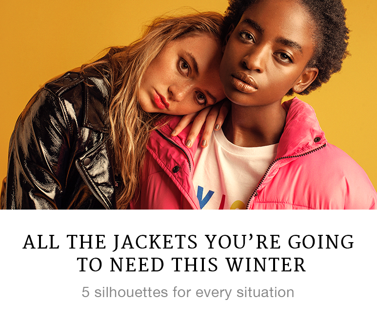 All the Jackets You're Going to Need this Winter