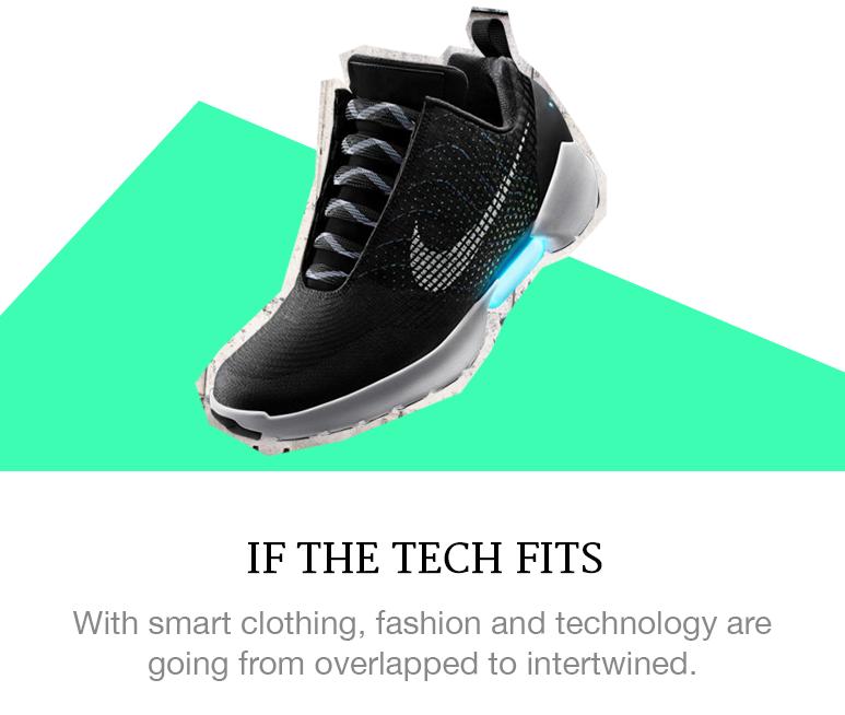 Fashion meets technology