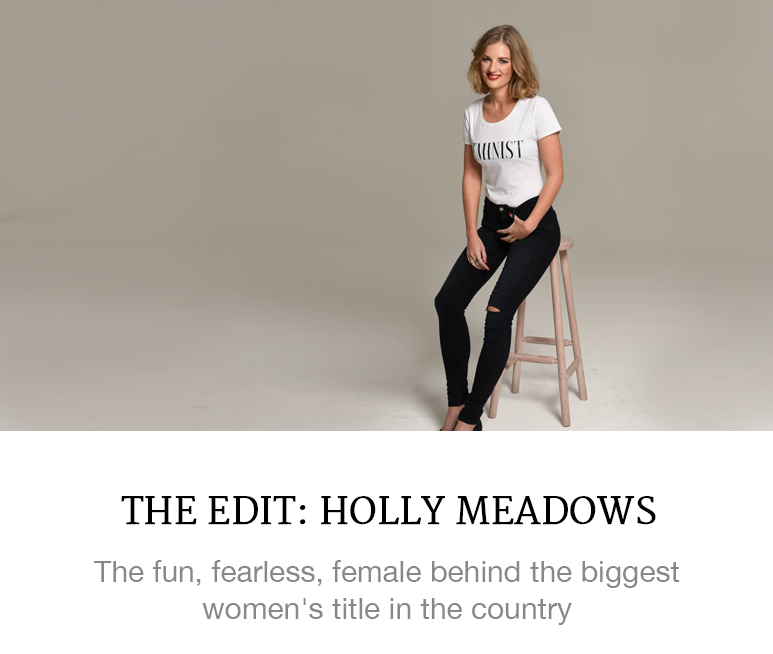 holly meadows cosmo magazine editor personal style workwear superbalist fashion blog