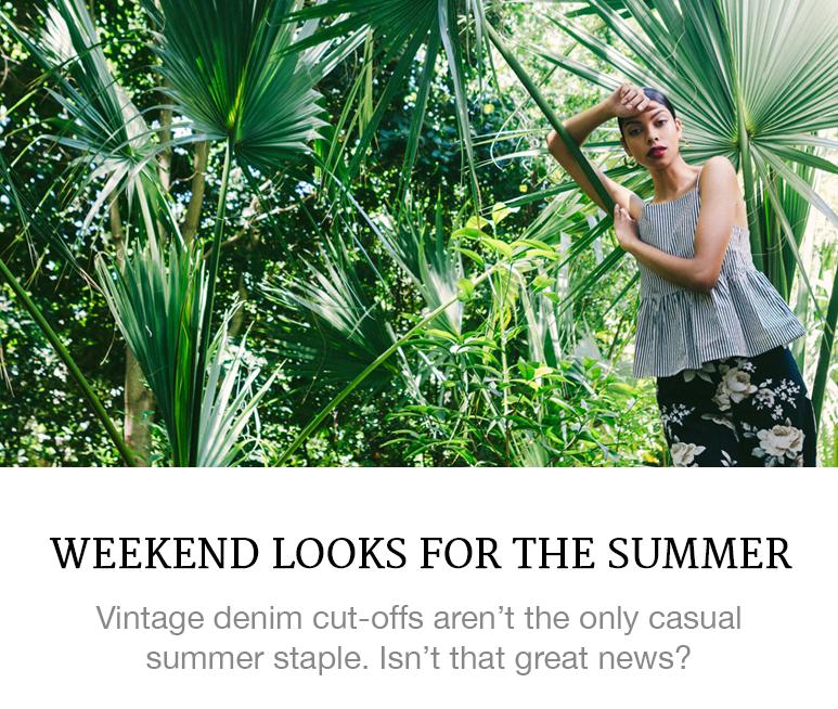 Best weekend looks for women