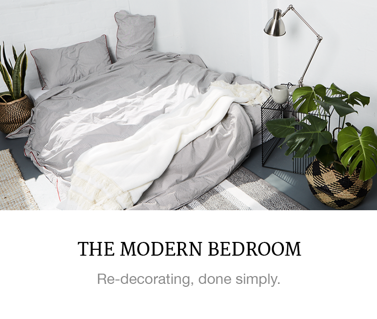The Modern Bedroom