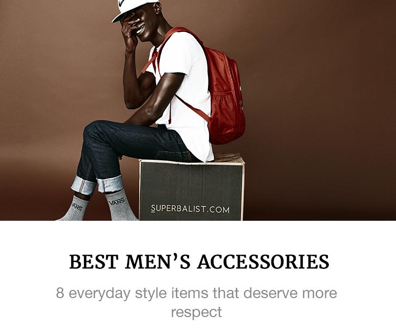 Best Mens Accessories
